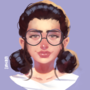 Glasses (Portrait practice- day 2)