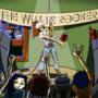 White Rocker House Party