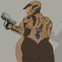 Big Booty Spartan