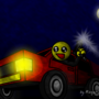 Nocturnal drive-by by RazorShader