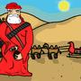 Taliban Santa by nickflash