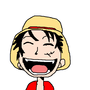 Monkey D. Luffy by InsaneMonkey02
