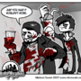 Racist Vampires 4 by The-Swain