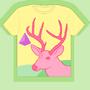 Pyramid Deer[final] by Rutger