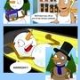 Snowman by KidneyJohn