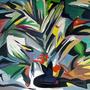 Ikebana - Palm by Hacsev