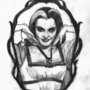 Lily Munster by Thulcandra