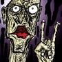 punk rock duude by Vainamo