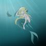 Mermaid 261208 by Nandi