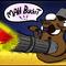 Space Walrus with Minigun