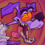 Ripper Roo from the video game series Crash Bandicoot™