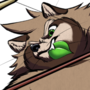 Nad Greenbrush: Raccoon Dog Bandit
