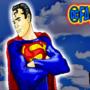 DC-Fandome Art - .Superman