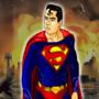 DC.Fandome Art - Superman