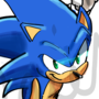 Sonic's Fighting Stance