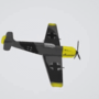 Messerschmitt bf 109 model