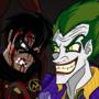 Robin VS Joker: Beaten To A Bloody Pulp