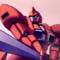 Grit [ Obari style Sword pose ]