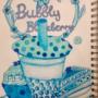 Bubbly Blueberry
