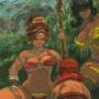 prehistoric ladies