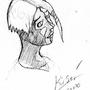 Raina Hard Light Sketch by Kinsei
