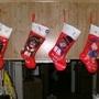 Christmas Anime Stockings by NikuSama