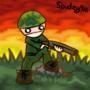 Shotgun Dude by Spudzy