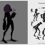 Silhouetting practice by scribblepit