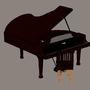 Grand Piano by YoungAnimatorsWM