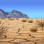 desert by Kaplosion