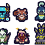 Creatures of Aether - Dungeon Avatars!!