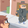 Three Kids In A Trenchcoat