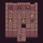 RPG Dungeon Mockup