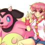 :Whitney and Miltank: