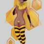 Bee girly