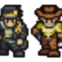 Stardust Crusaders Classic-RPG-Style
