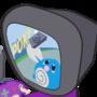 N64 Kid Sticker
