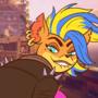 Squish Bandicoot
