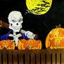 Pumpkins by BeneathTheFloorboard