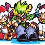 Chibu Raptaroo Christmas by Explosiv22