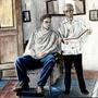 Barber Shop by Lowgan