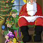 SANTA CLAUS by Syringes