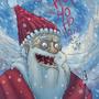 Santas little helper by Lundsfryd