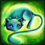 Blue Mew by Sayuri-Lilly
