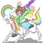 Unicorn Spazm! by KiLLeRKaT93