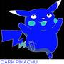 Dark Pikachu by Iceatone20