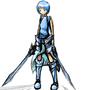 I'm Blue by Raz-14