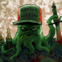 This piece is about Squidbillies