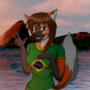 Brazilian furry in Rio de Janeiro
