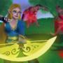 Zelda VS Bokoblins